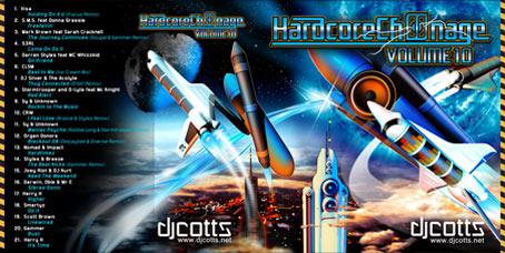 Dj cotts hardcore ch00nage vol8 -